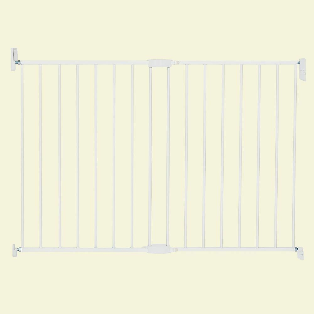 Munchkin 36 In Extending Metal Gate Extra Tall And Wide Home