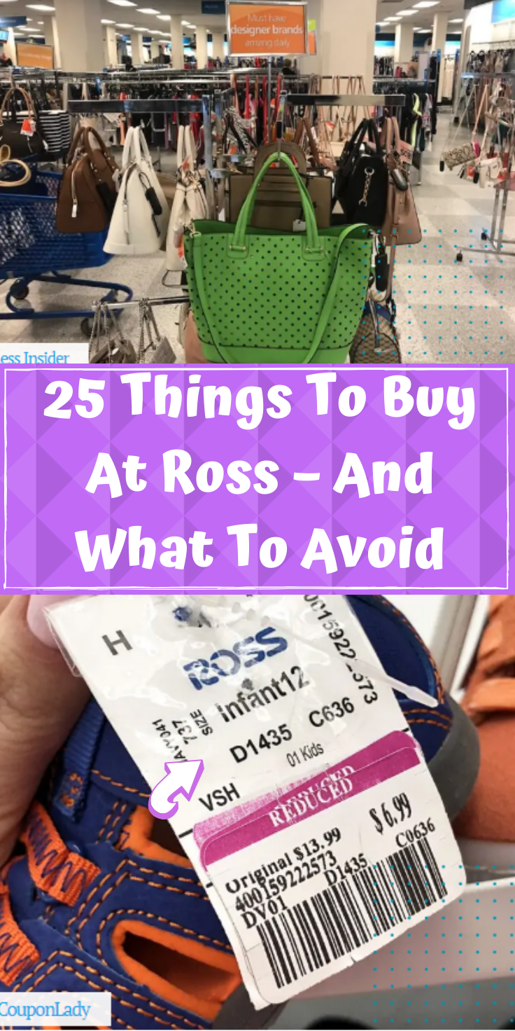 25 Things To Buy At Ross And What You Should Avoid In 2020 Felt Crafts Christmas Things To Buy Diy Hacks