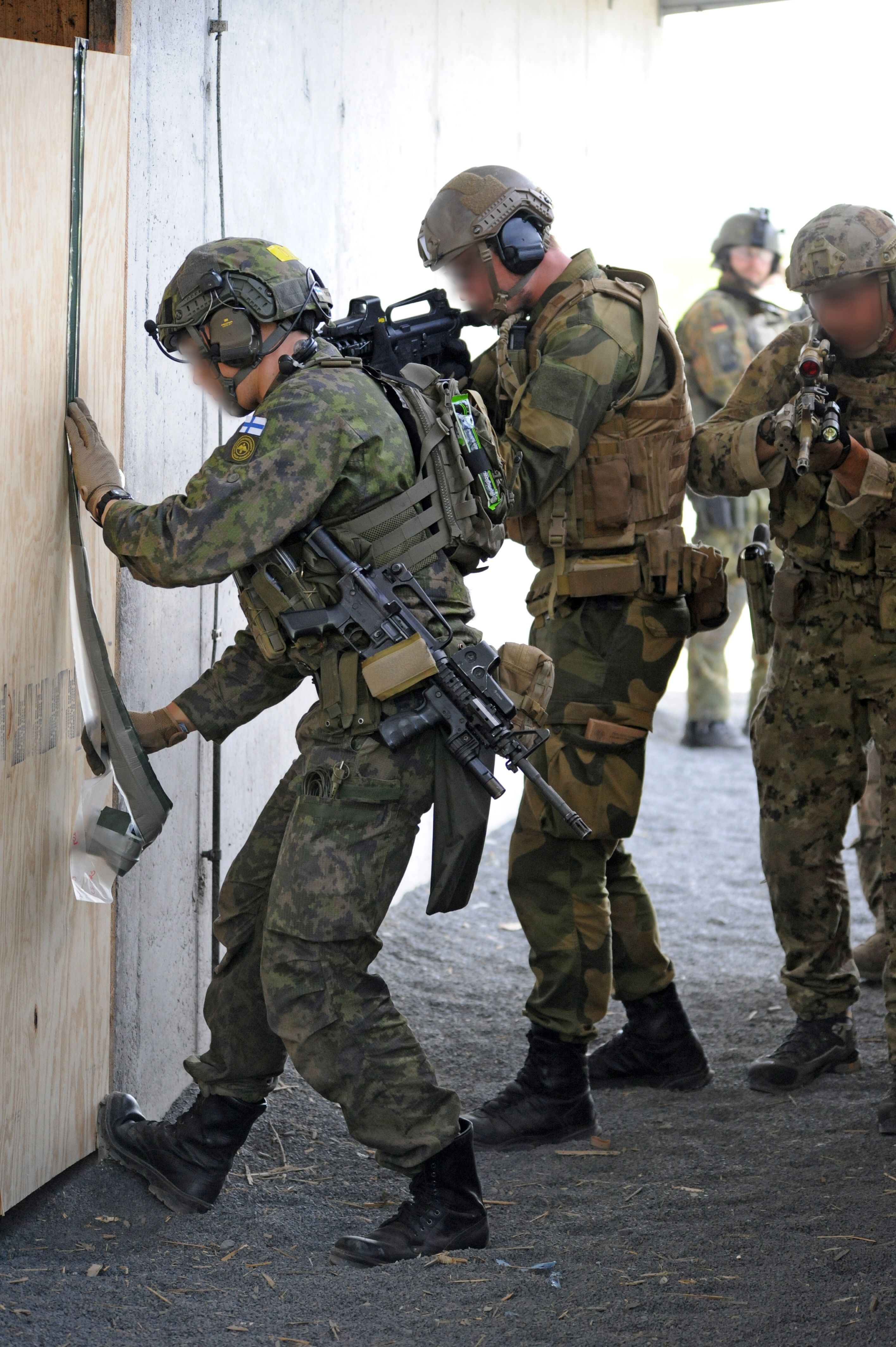 Nine Different Ways You Can Put Your Goals In Writing: Special Operations Forces From Nine Different Nations
