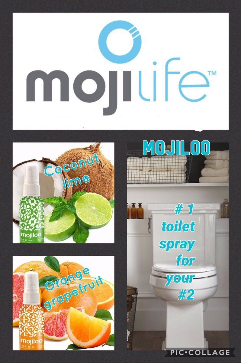 MojiLoo! The 1 for your 2! Chemical free cleaning
