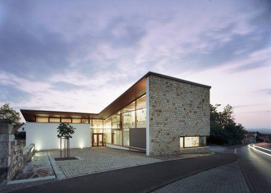 Community Centre Lohfelden in Crumbach by HHS Planer + Architekten AG