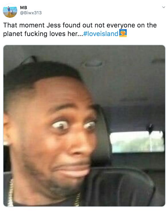 Love Island 2020 Memes Memes Funny Captions Funny Memes Andi Mack Memes