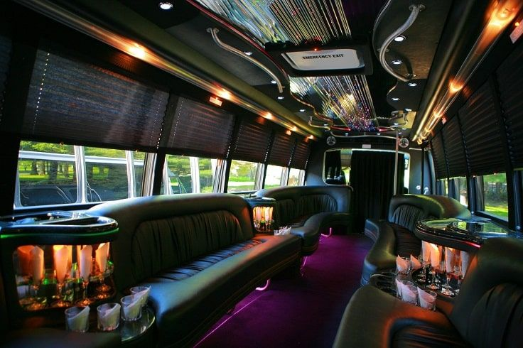 How much is a party bus in la party bus party bus