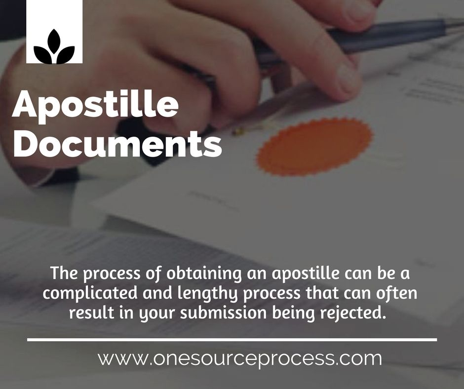 Pin by One Source Process on Apostille Documents Vital