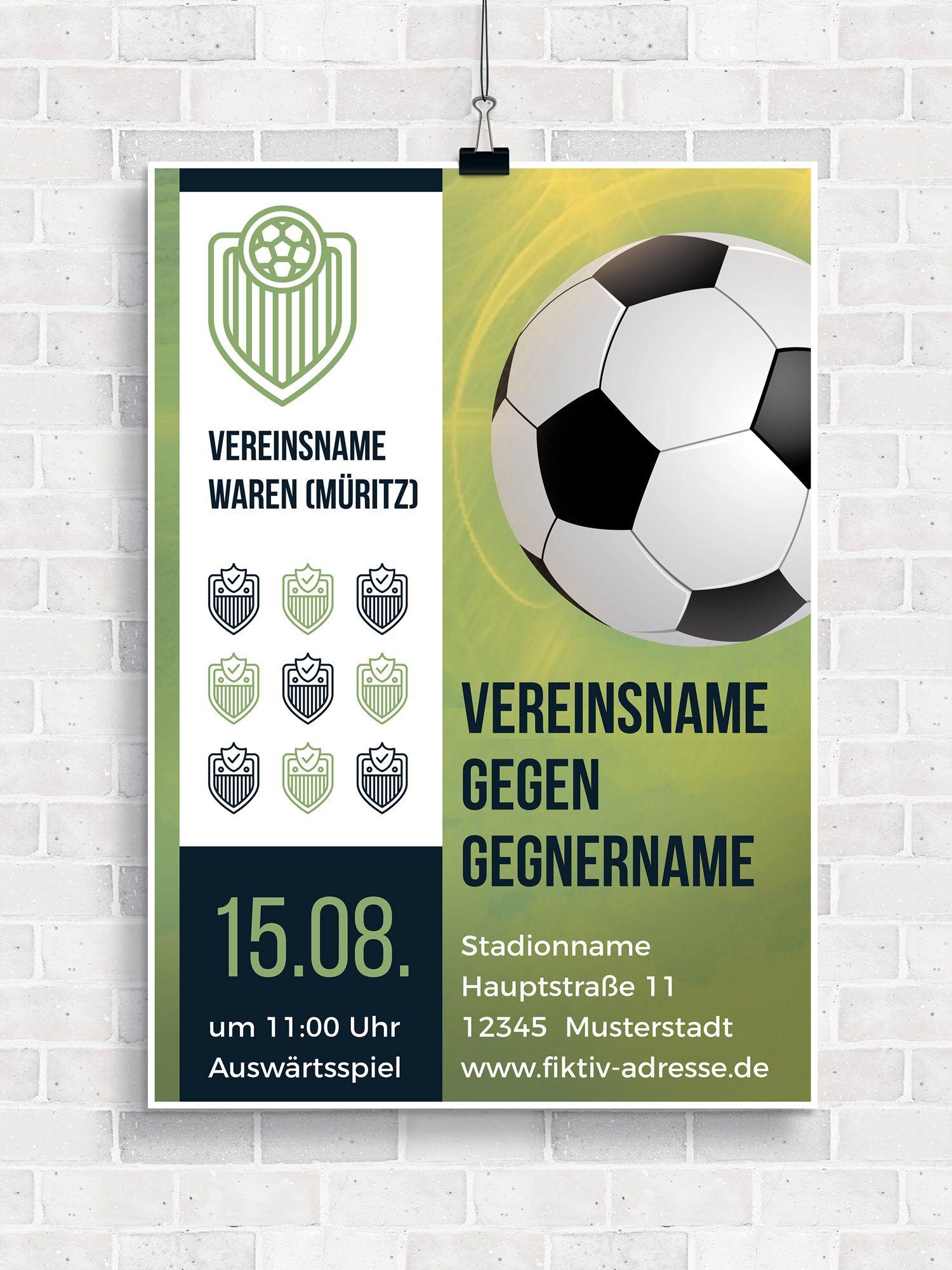 Designs Fur Sportvereine Turnierplan Erstellen Sammelkarten Flyer Vorlage Briefkopf Vorlage Vorlagen Lebenslauf