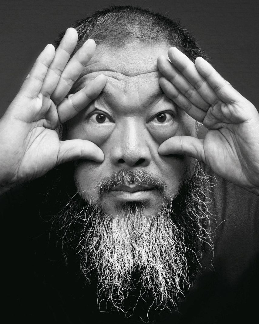 M U S E  M O N D A Y // I call on people to be 'obsessed citizens' forever questioning and asking for accountability. That's the only chance we have today of a healthy and happy life. - Ai Weiwei #MuseMonday