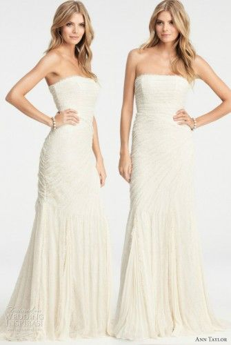 Ann Taylor Jasmine Lace Dress This Is It I Know It Designer Wedding Gowns Used Wedding Dresses Ann Taylor Wedding