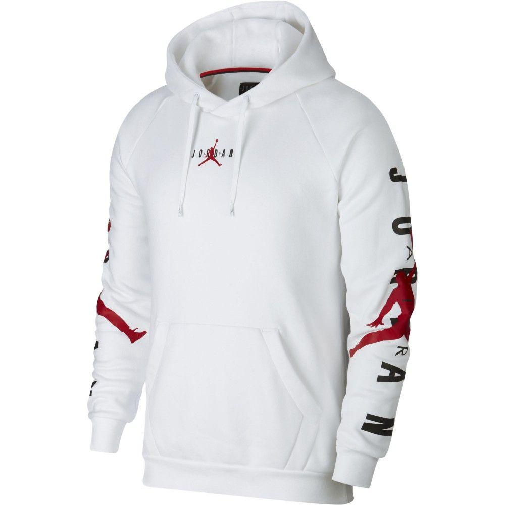 Sweat Jordan Sportswear Jumpman Air whitegym red