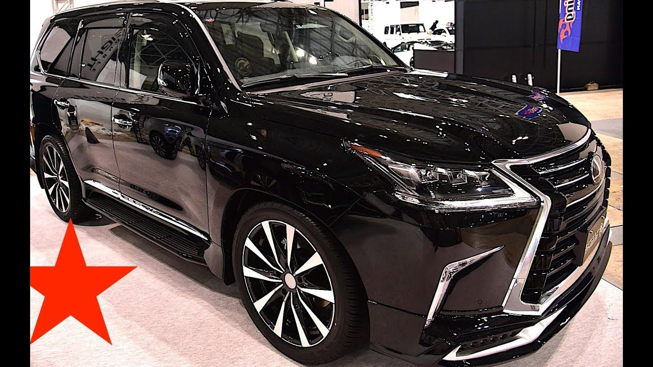 All new LEXUS LX 570 luxury SUV, full video review, user manual, brochure