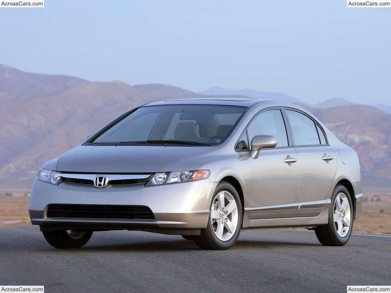 Honda Civic Sedan 2006 Honda Civic Honda Civic Sedan Civic Sedan