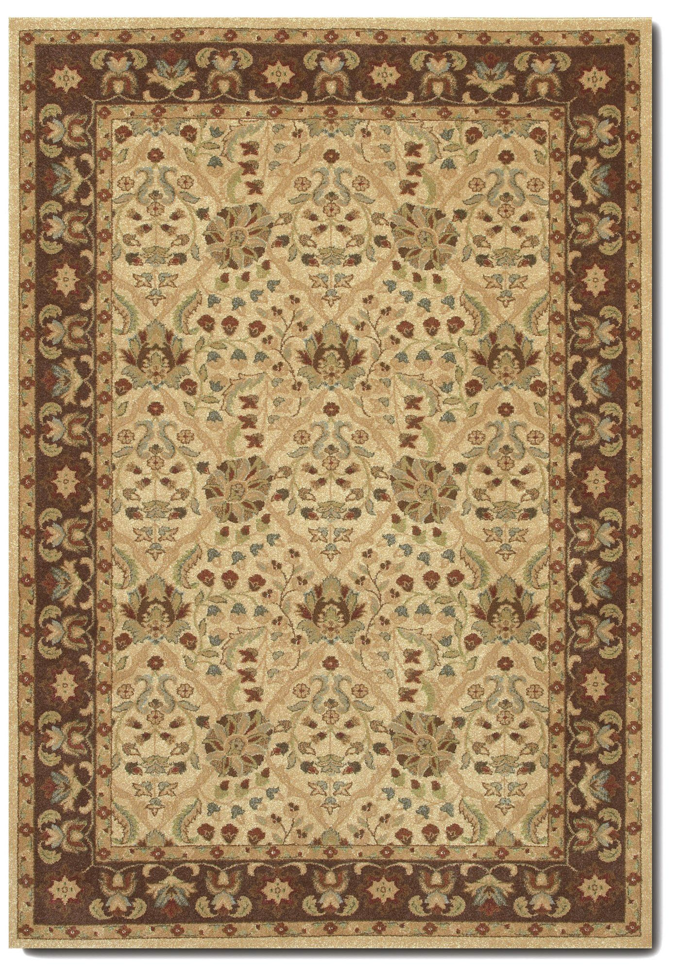 Harding Latte Chocolate Area Rug Area Rugs For Sale Synthetic