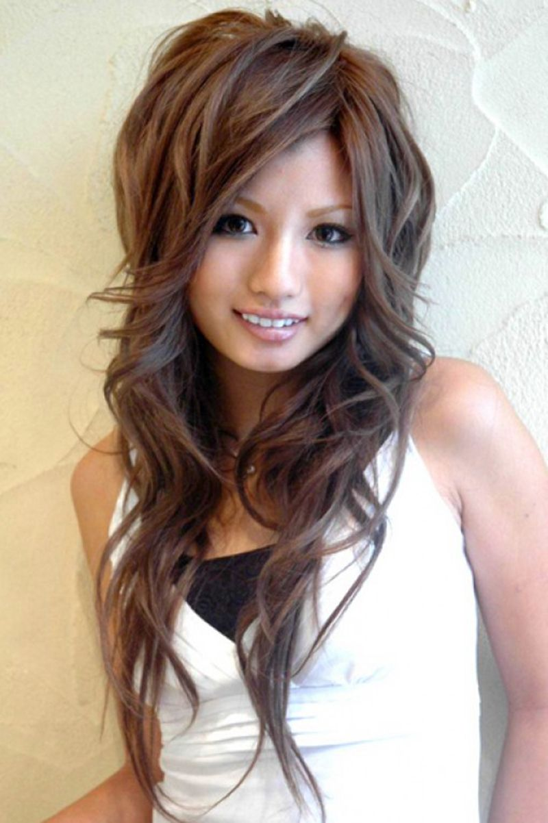Hair Styles For Long Hair Hairstyles Pinterest Trendy - Hairstyle yang disukai wanita