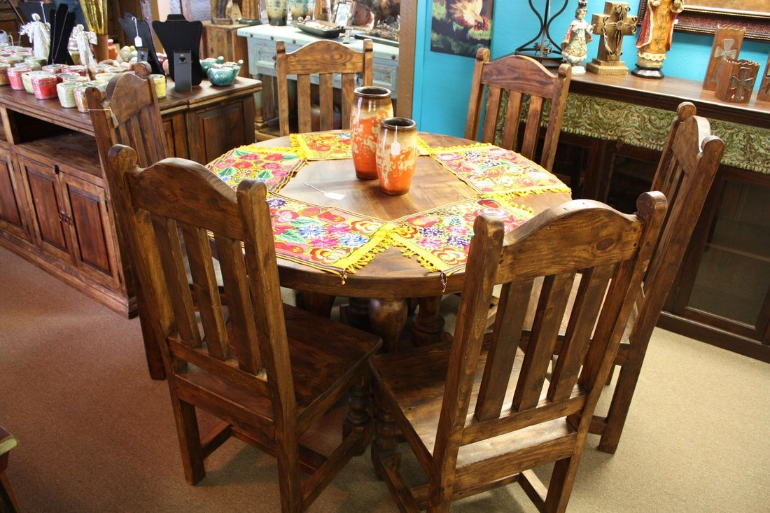 We Have A Wide Array Of Western Decor & Southwestern Style Unique Western Style Dining Room Sets Design Ideas