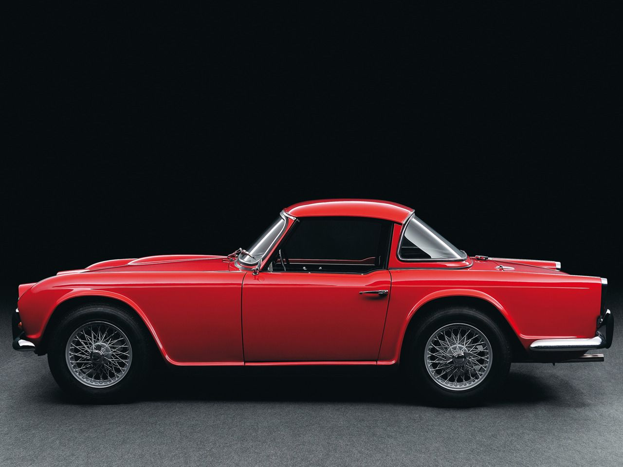 1961 Triumph TR4 with Surrey top Maintenance/restoration of