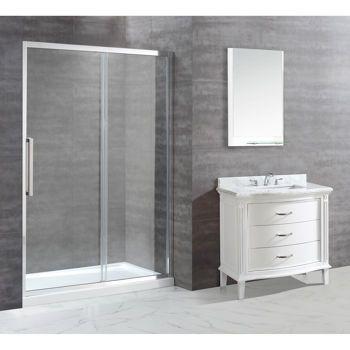 Costco Wholesale Shower Enclosure Bath Makeover Boys Bathroom