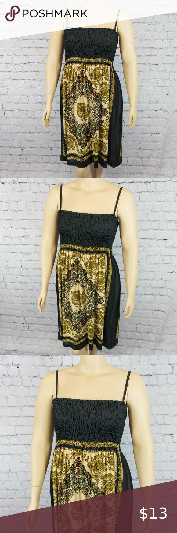 Relaxx Regal Print Summer Dress Printed Summer Dresses Summer Dresses Dresses [ 1740 x 580 Pixel ]
