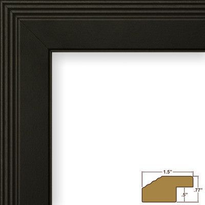 craig frames inc 127 wide smooth picture frame size 19 x 25