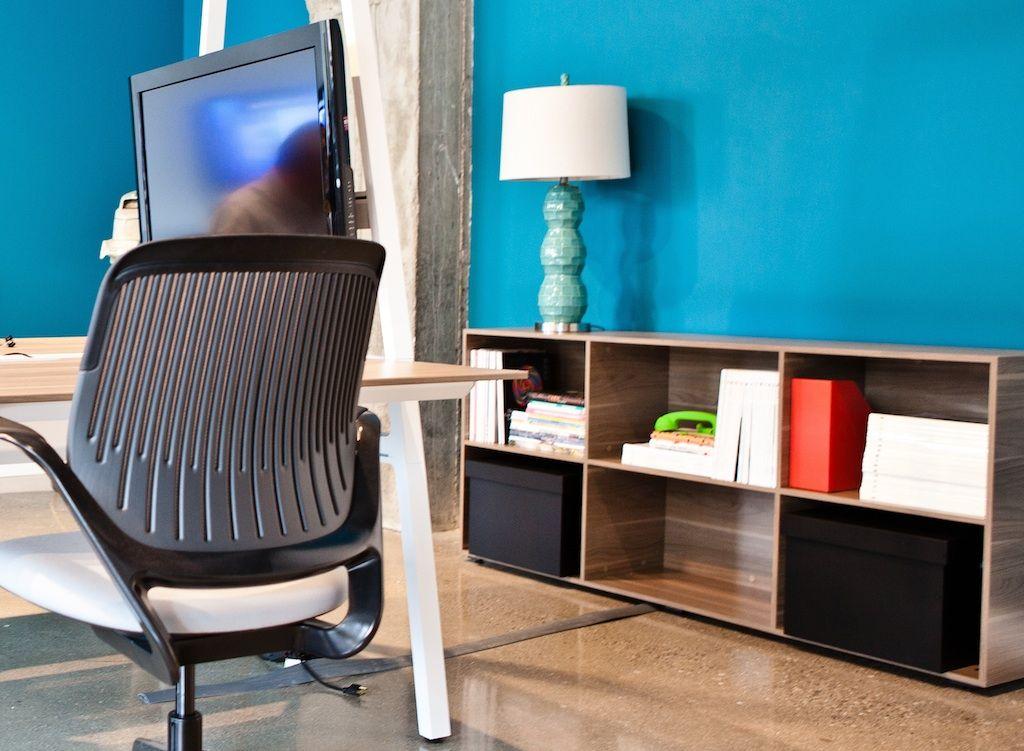 Turnstone Blog Modern storage, Steelcase, Office inspiration