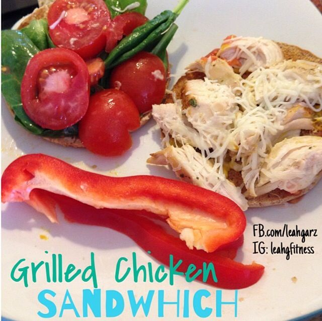 Who Doesn T Love A Quick Meal In Just 5 Minutes I Made This Grilled Chicken Sandwich It Was