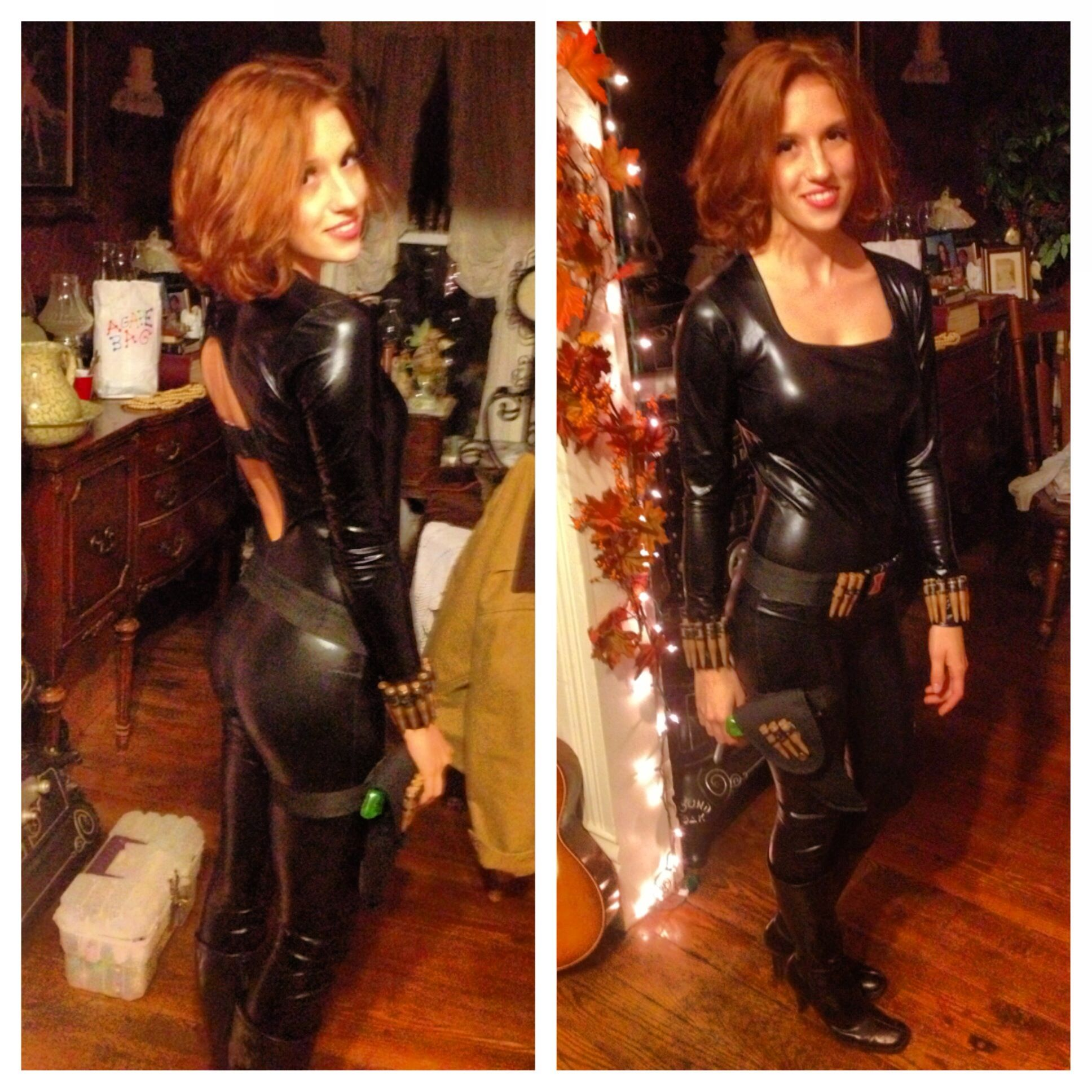Diy black widow costume diy black widow costume black