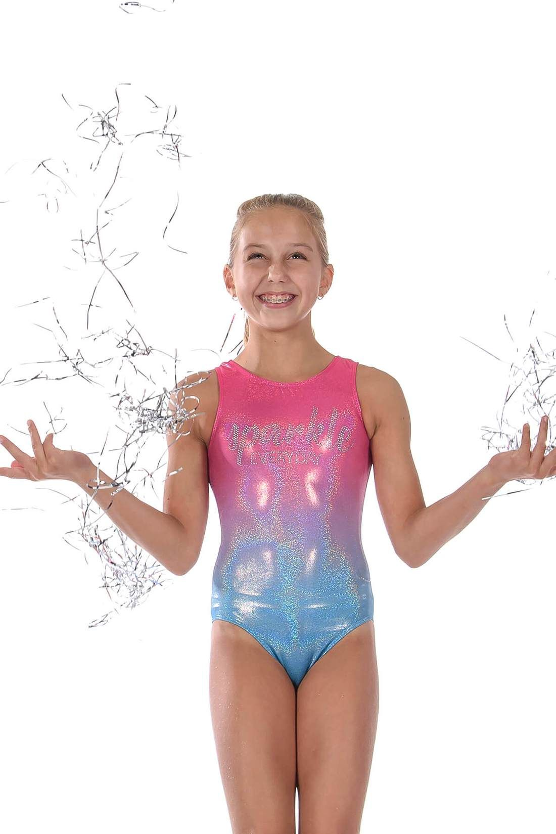 6991f965acb3 Sparkle Everyday Leotard
