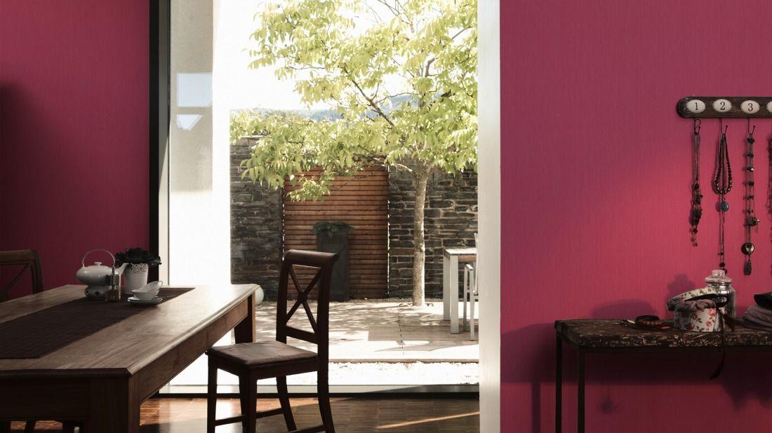 Papel de parede Papéis de Parede Pinterest - wohnzimmer creme rot