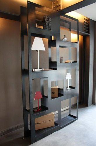Scaffali Design Metallo.Scaffale Design Originale In Metallo Doit By A Radice And F