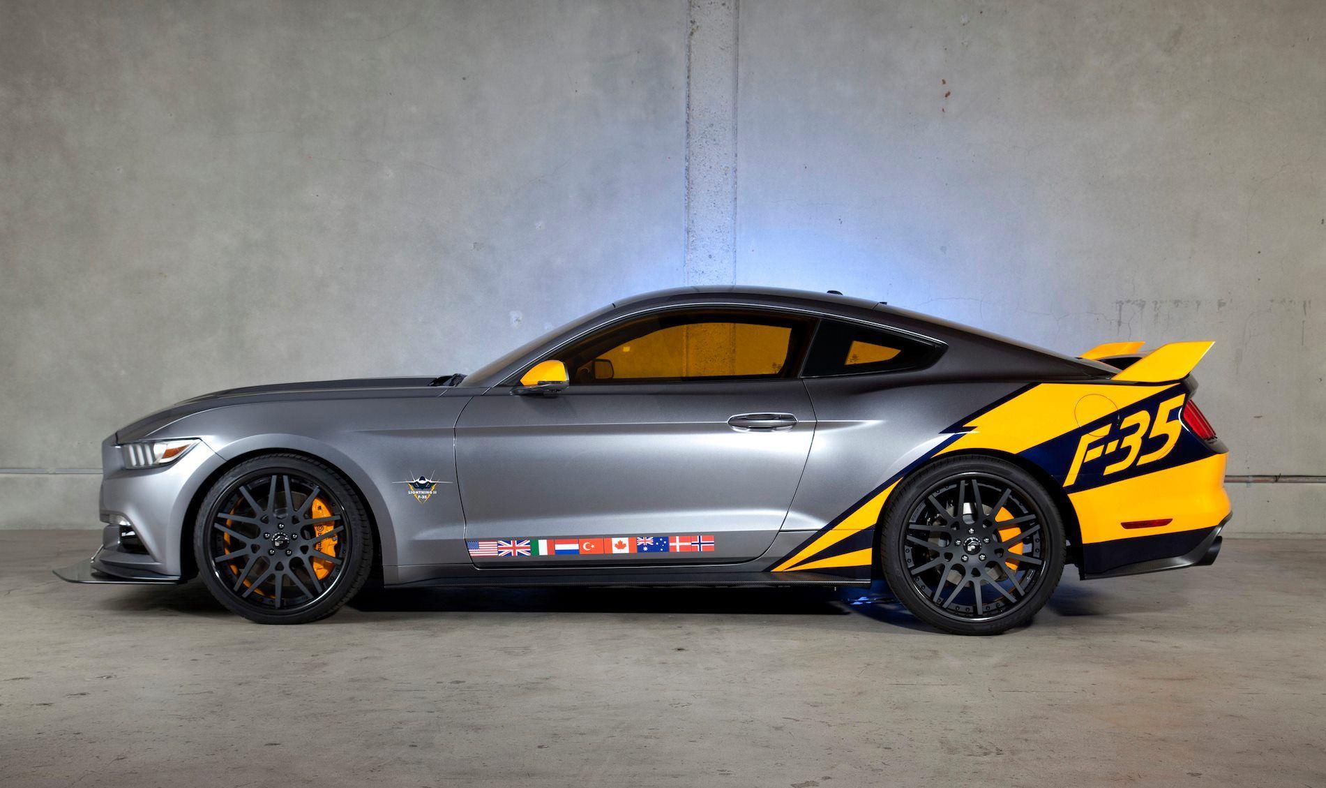 F35 Lightning II Edition Mustang Mustang cars, Ford