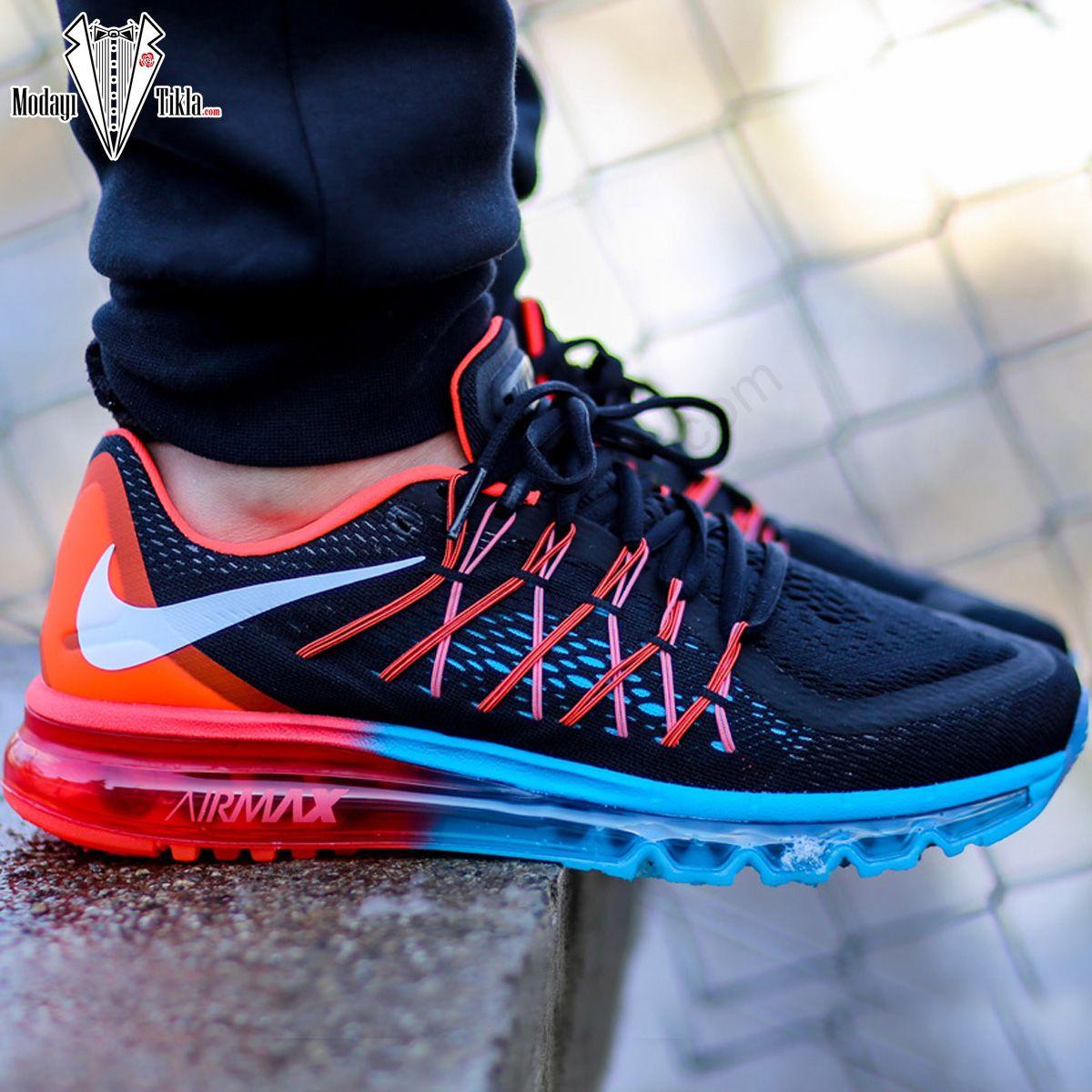 official photos 24ad4 ba26f Nike Air Max Running Blue