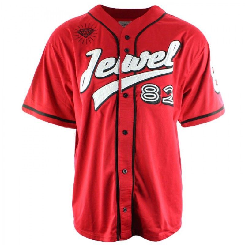 The Jewel House Baseball Jersey Is Available On CityGear.com