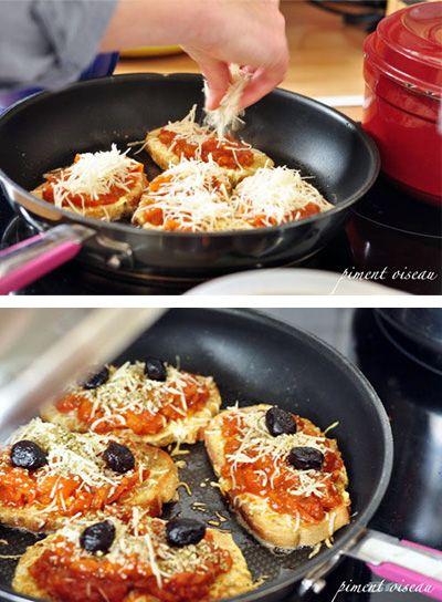 Idée Repas Sans Four Cuisiner sans four   13 recettes sans cuisson ou à la poêle