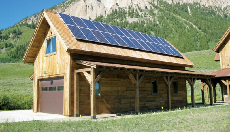 003 Renewable Energy & Efficiency Technologies Home Power