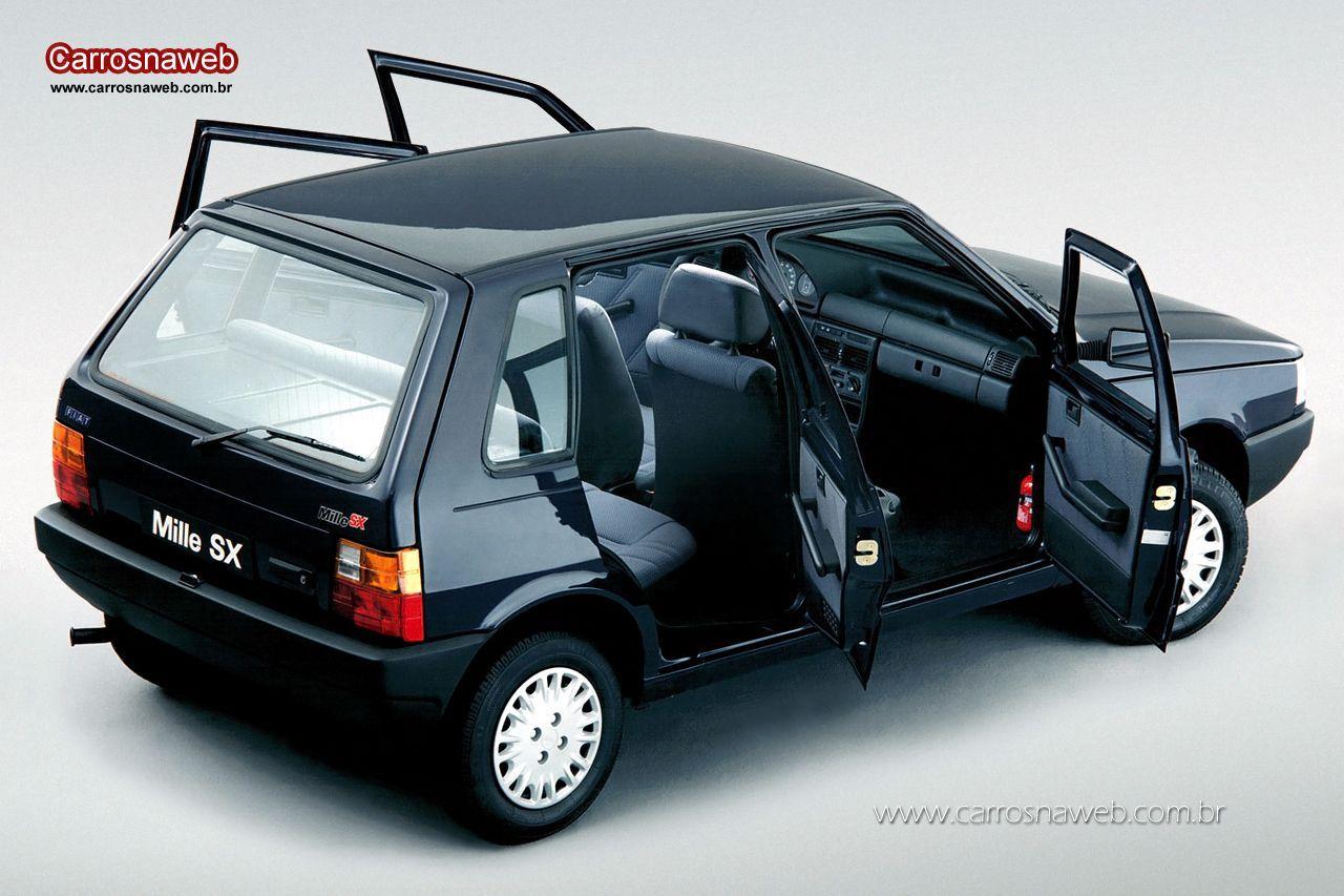 Mille Sx 1 0 1997 Carros Da Fiat Carros Classificados