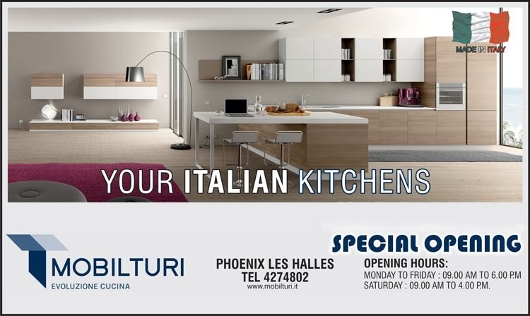 Mobilturi Cuisines Italiennes Tel 427 4802 Cucine