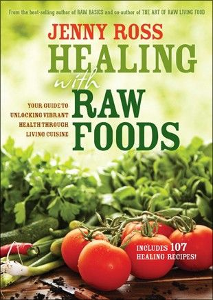 Create enticing raw-food meals and sweet and savory snacks for a potent source of nourishment—and preventive medicine.