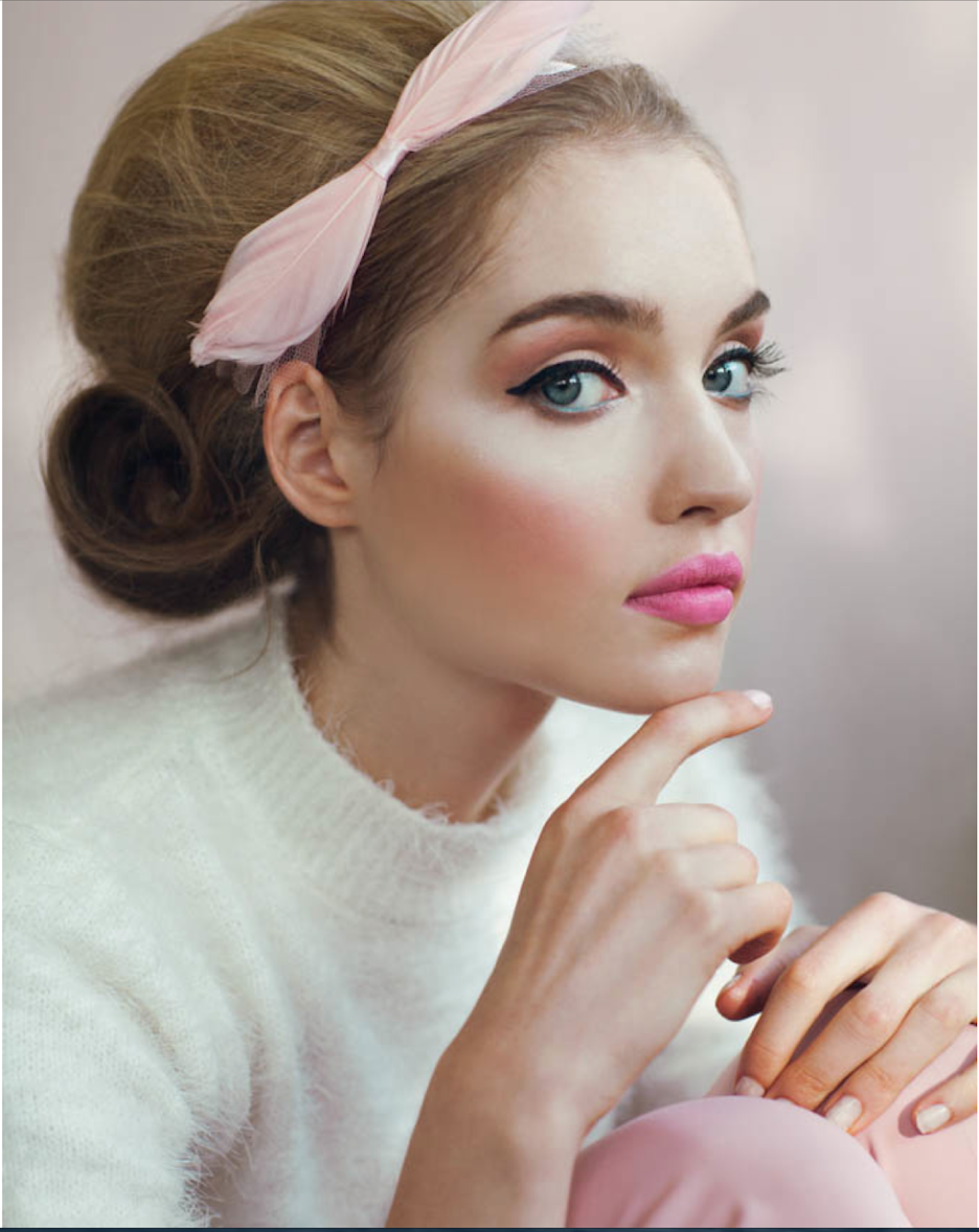 Pin By Cortney Lopez On Stepford Wife Shoot Retro Makeup Makeup Inspiration Retro Hairstyles