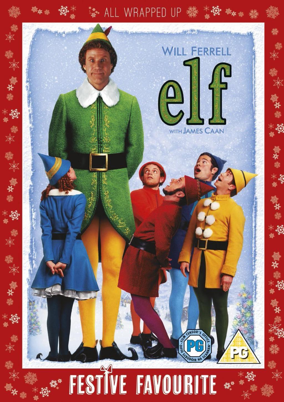 Ents Deals UK on Elf dvd, Elf movie, Christmas movies
