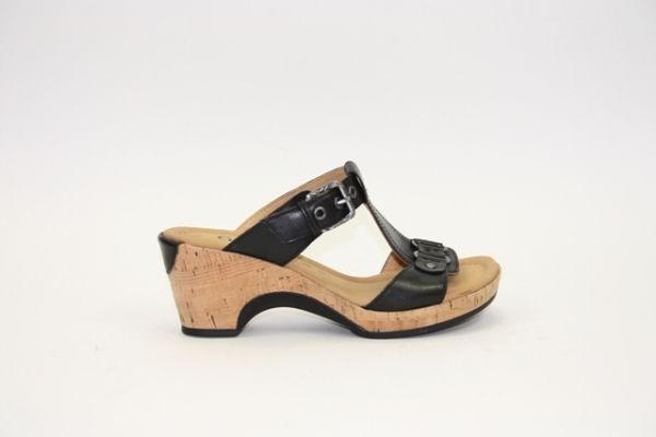 Gabor Chaussures À Talons Compensés Avec Boucle Pour Dames lA7S9