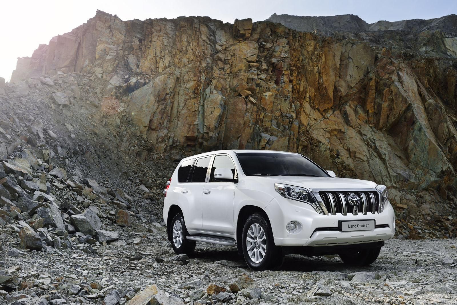 2015 toyota land cruiser also known as prado in asia and australia