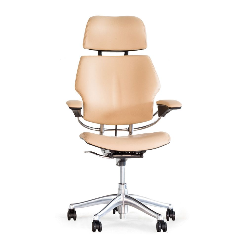 Buy humanscale freedom headrest office chair columbia