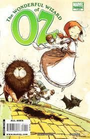 Marvel's The Wonderful Wizard of Oz