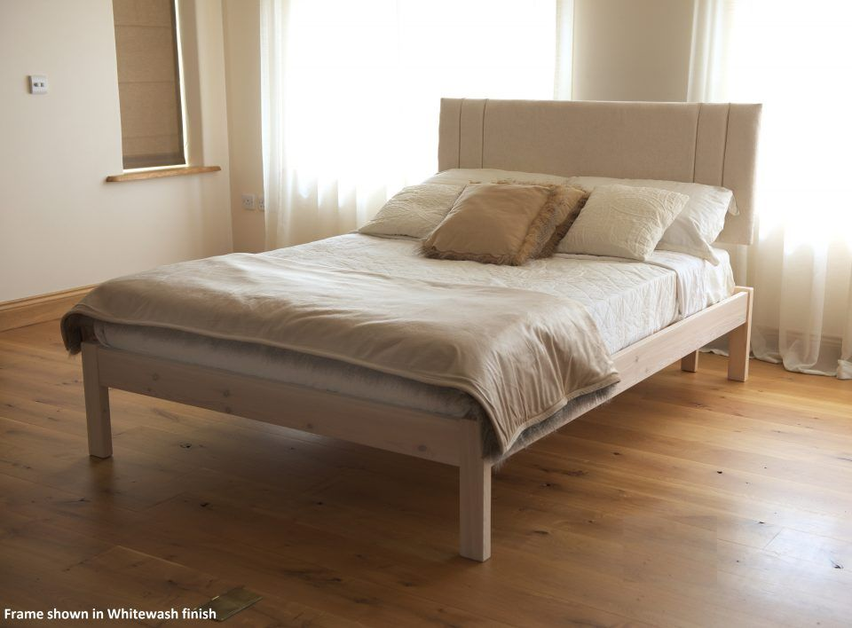 The Tyne Handmade Wooden Bed Frame Solid Wood Bed Frame Bed