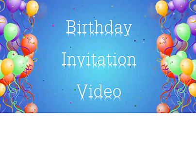 Check out new work on my behance portfolio birthday invitation check out new work on my behance portfolio birthday invitation video http stopboris Images