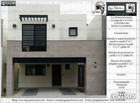 Regio Protectores - Inst en Montaje en Cumbrescondido VI Regio ProtectoresProtectores para ventanas, Puertas principales, Portones y barandales, ...  http://monterrey-city.evisos.com.mx/regio-protectores-inst-en-montaje-en-cumbrescondido-vi-id-623903