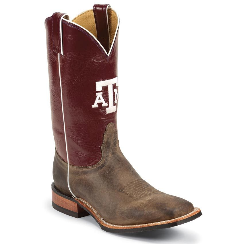 ed1f6430ee2 Nocona Men's Texas A&M University College Boots | Becky Paschal in ...