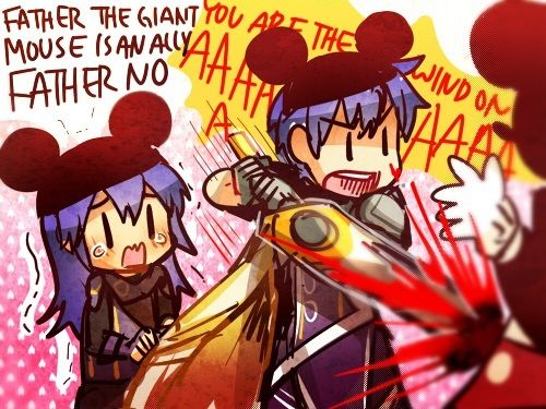 Chrom Ruins Everything by k009.