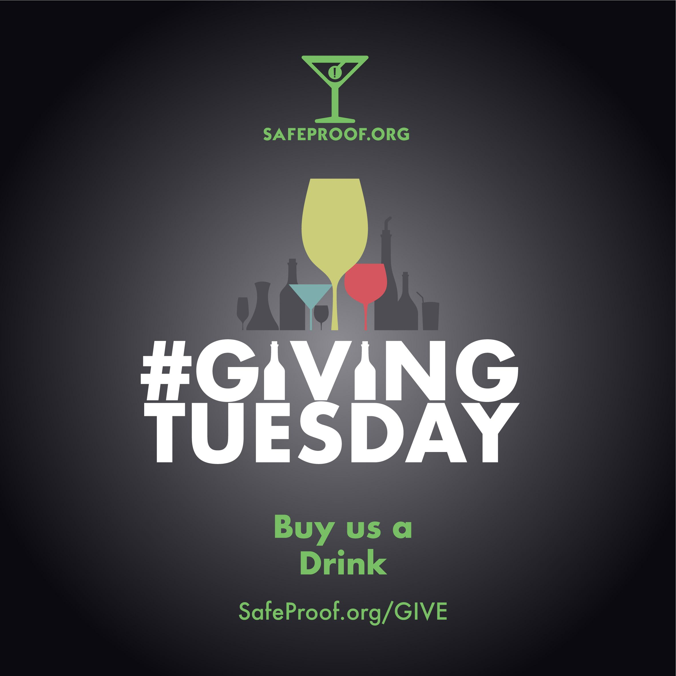 Pin by Safeproof org on GivingTuesday Giving tuesday