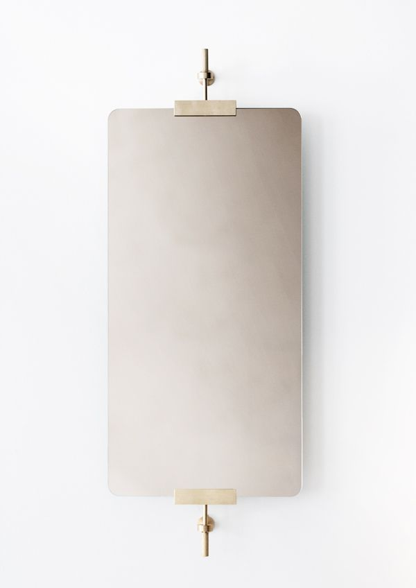 Kbh mirror brass kbh københavns møbelsnedkeri