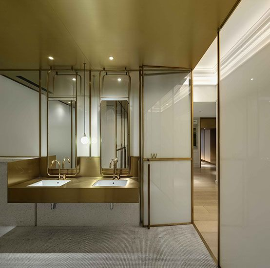 Shanghai, Toilet And Bath