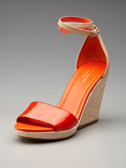 Farrel Sandal by kate spade new york shoes on Gilt
